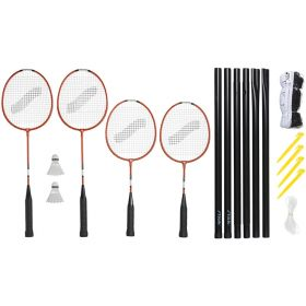 Familie Badmintonset