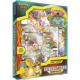 Pokemon TCG Tag Team Generations Premium Collection Box