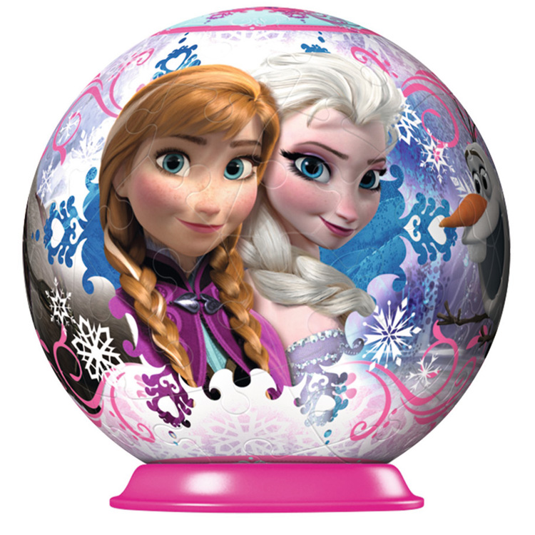 Ravensburger mini 3d puzzel Disney Frozen