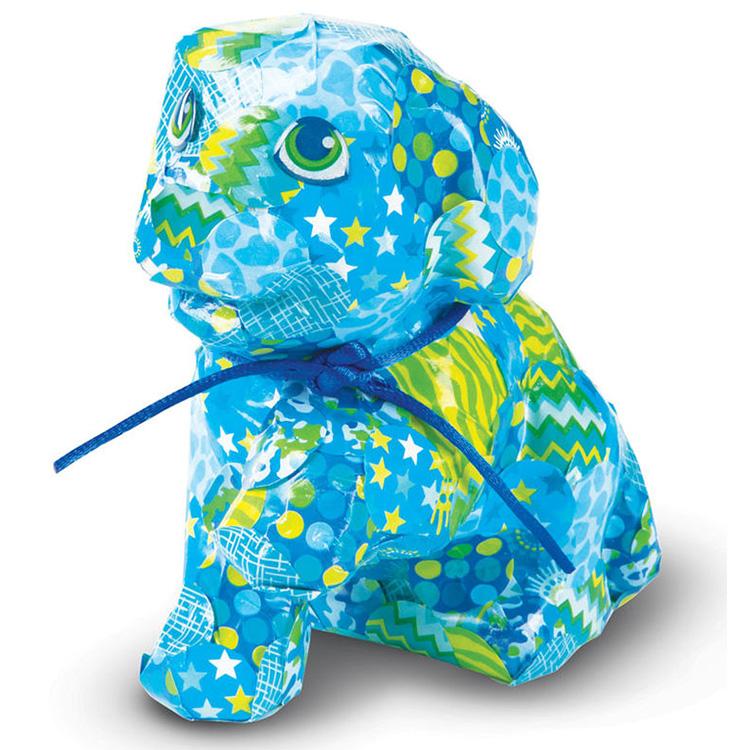Eenvoudig Decouperen - Decoupage Puppy