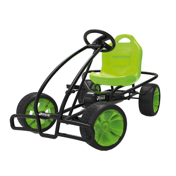 Skelter Blizzard Go Kart Green