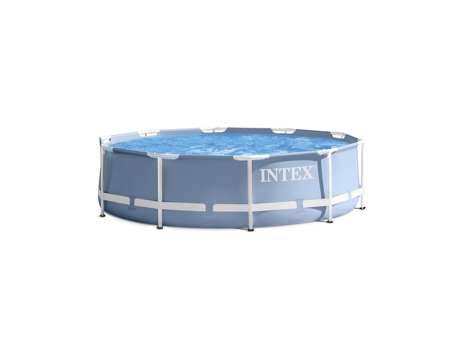 Intex familie zwembad Bad 305x76 inclusief Pomp
