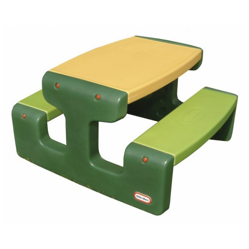Picknicktafel Little Tikes Groen