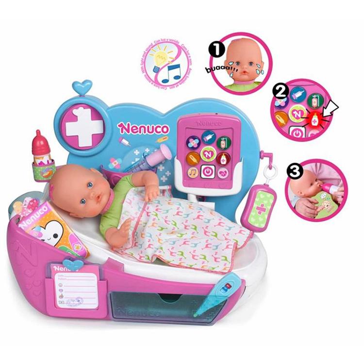 Image of Nenuco Baby Doktersset 8410779018861