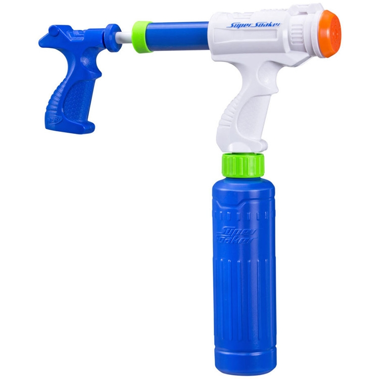 NERF Super Soaker Bottle Blitz waterblaster