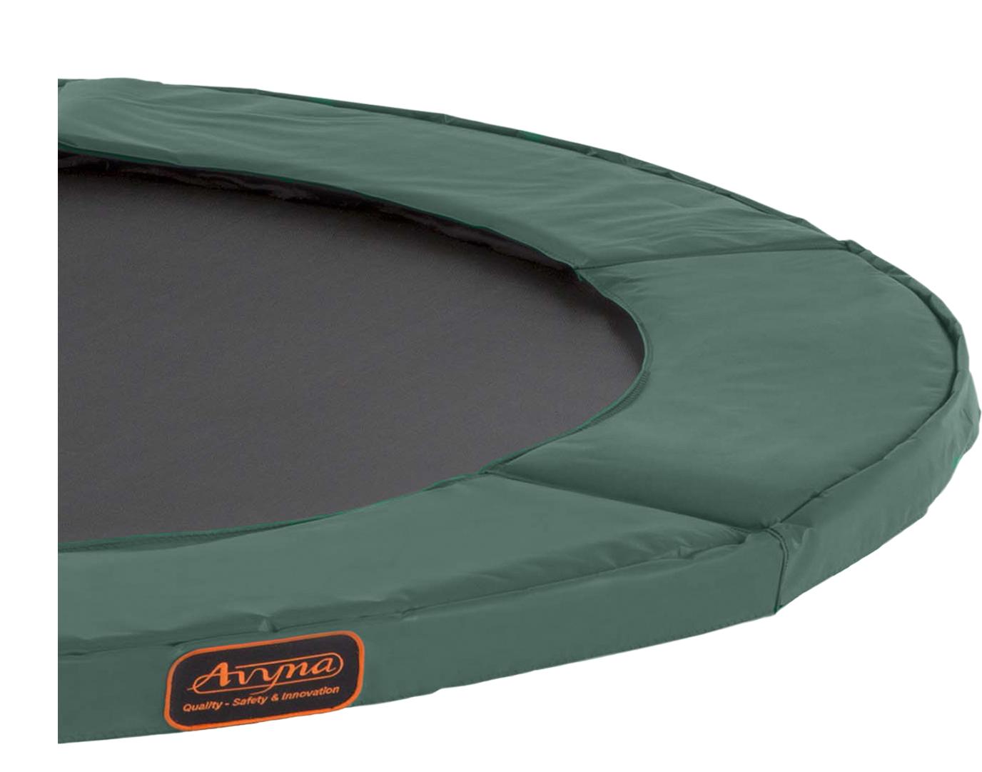 Avyna Proline Trampolinerand 244 cm Groen