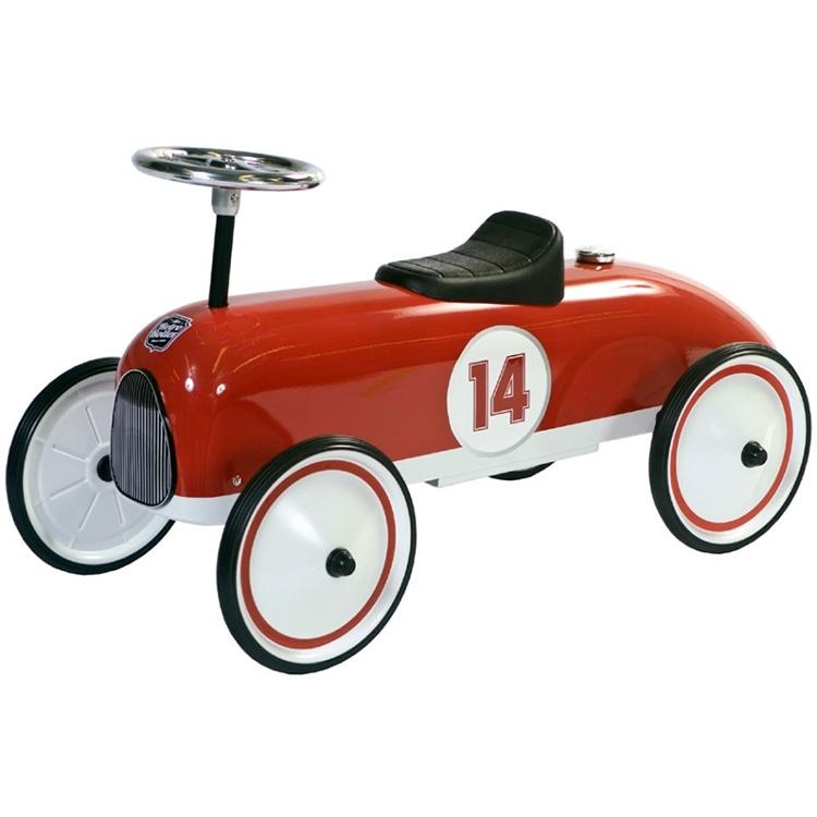 Retro Roller Loopauto Johan