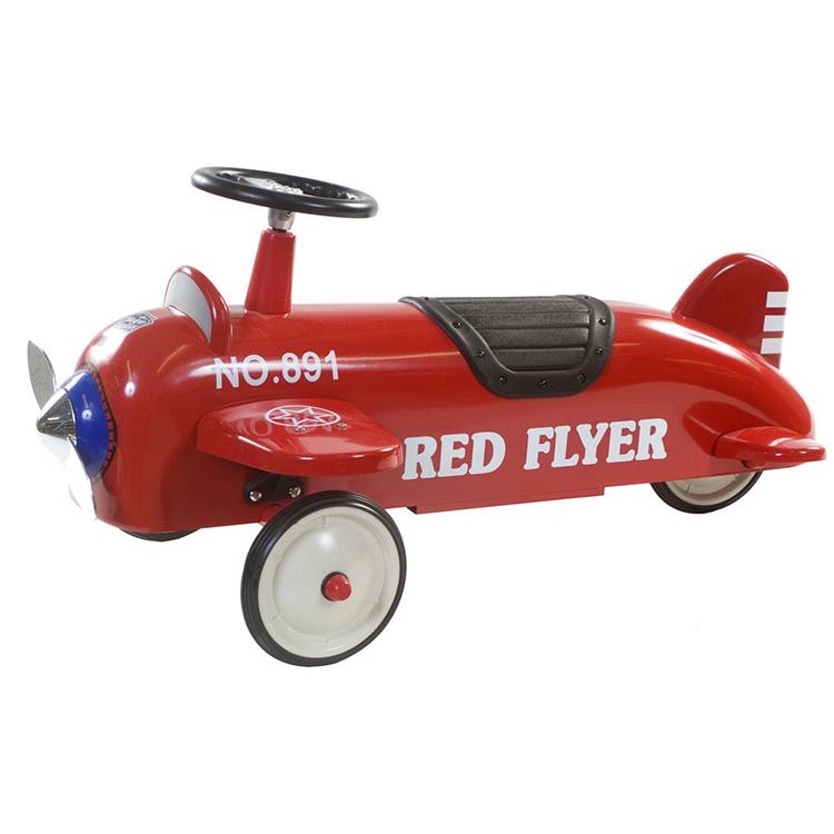 Liane Retro Roller Vliegtuig