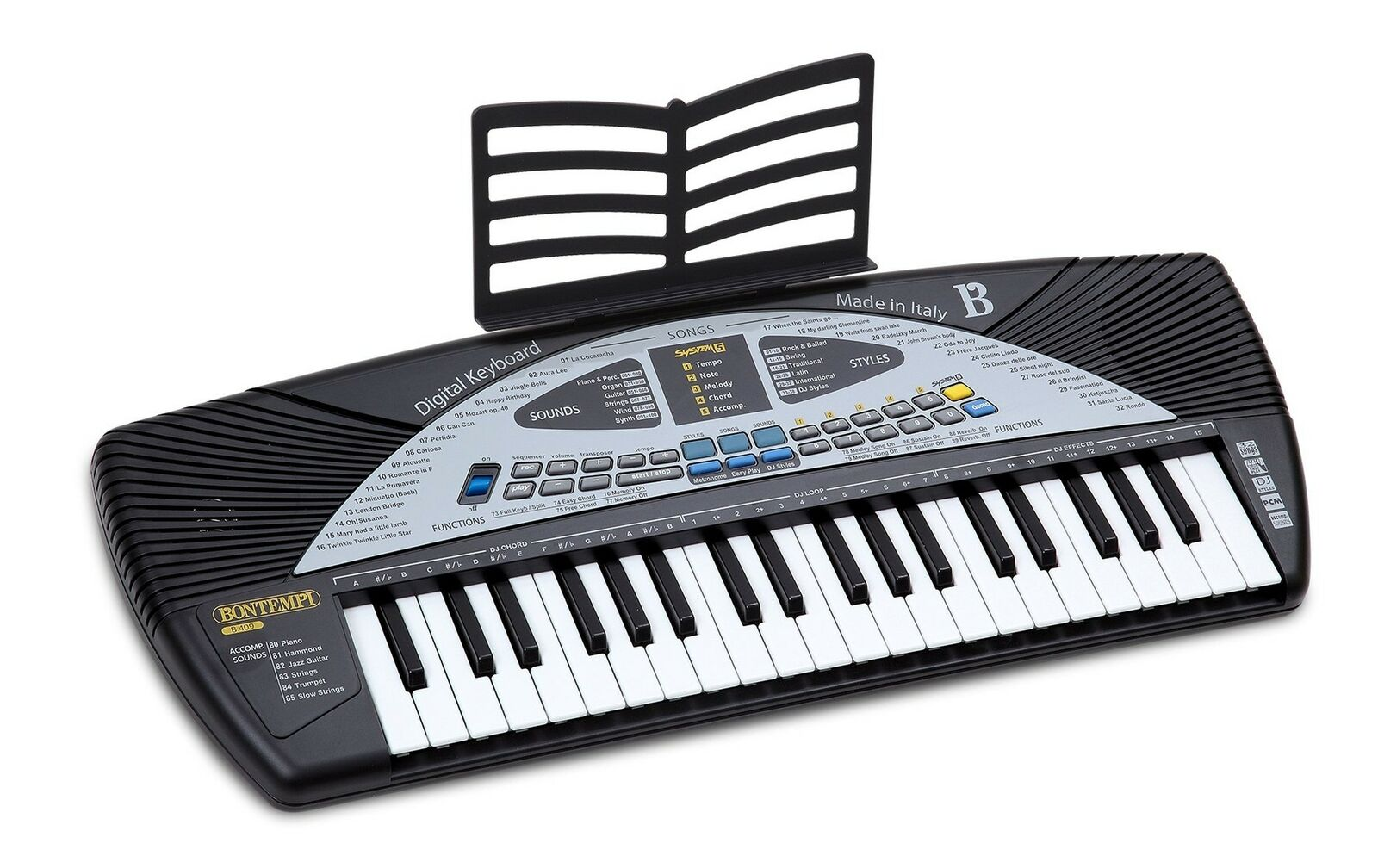 Keyboard DJ Bontempi