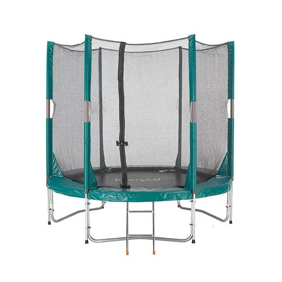 Hi-Flyer 08 Combi trampoline + veiligheidsnet + ladder